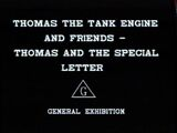 Thomas and the Special Letter (video)