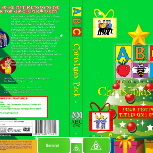 ABC for Kids Christmas Pack 2018 re-release Full DVD Cover.png