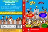 The Wiggles and Arthur - Big, Big Show and It's Only Rock N Roll DVD Cover
