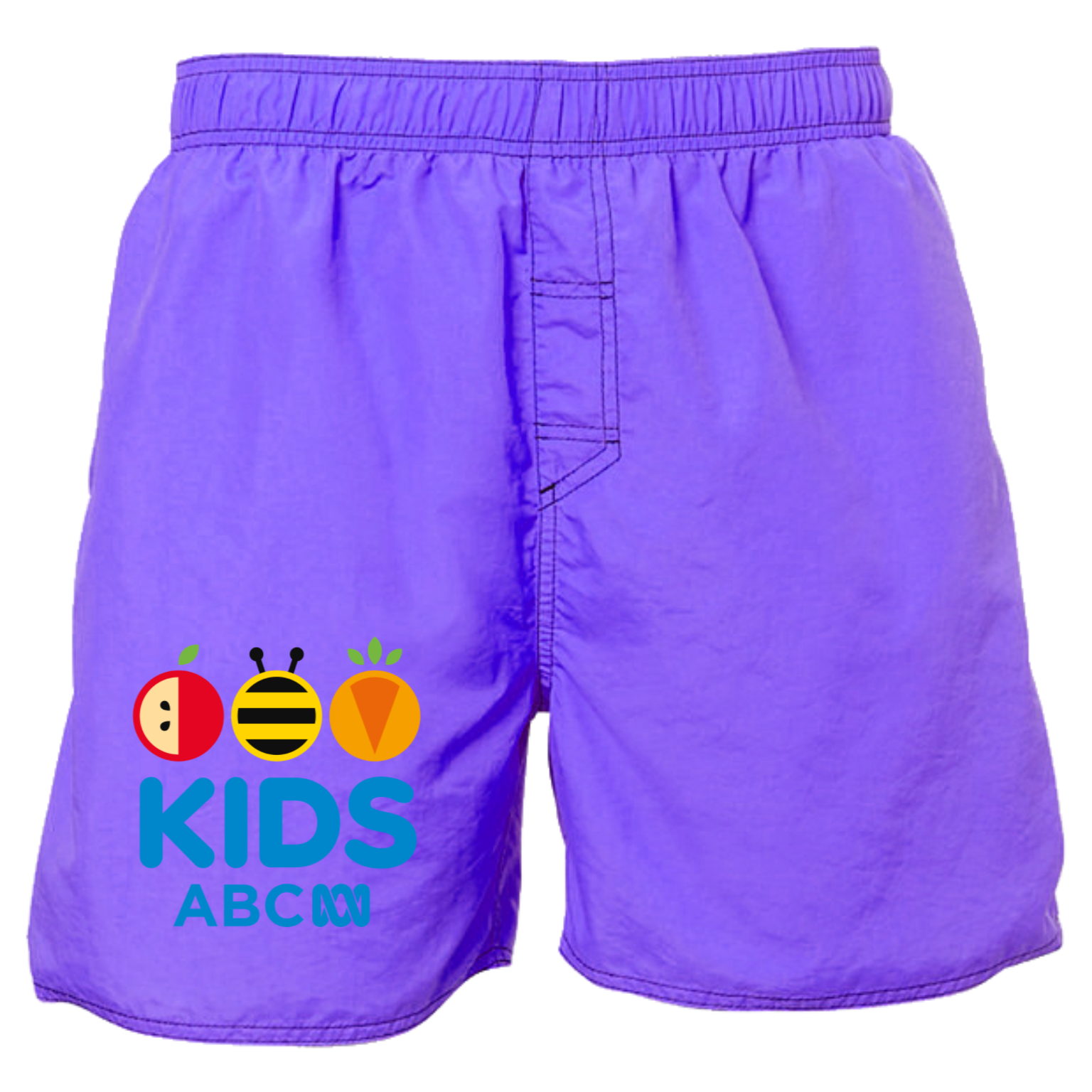 ABC Kids Men's Swim Shorts Purple Size M.png