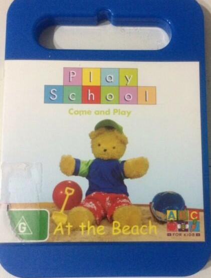 At the Beach (Play School DVD)