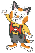 Huckle Cat