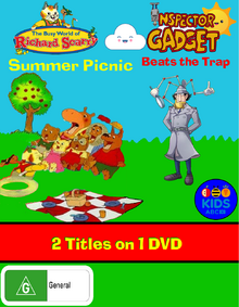 Summer Picninc and Beats the Trap DVD Cover.png