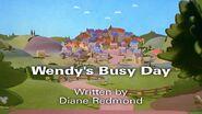Wendy'sBusyDaytitlecard