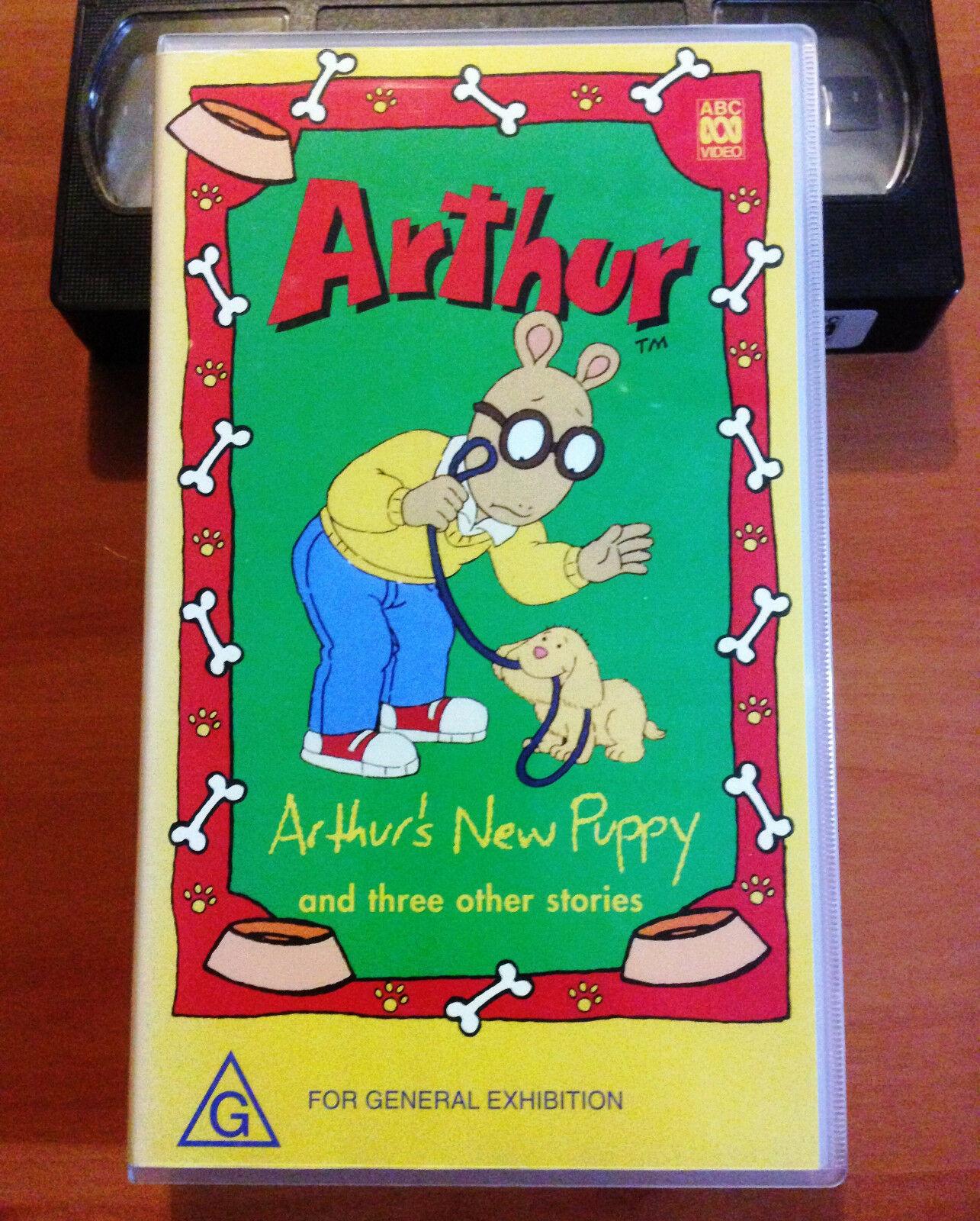 Arthur's New Puppy (video)