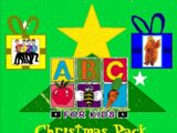 ABC for Kids Fanon: ABC for Kids: Christmas Pack