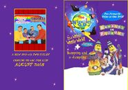 The Wiggles and Bananas in Pyjamas - IAWWW and BAAJ re-release DVD Booklet