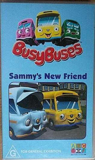 Sammy's New Friend (video)