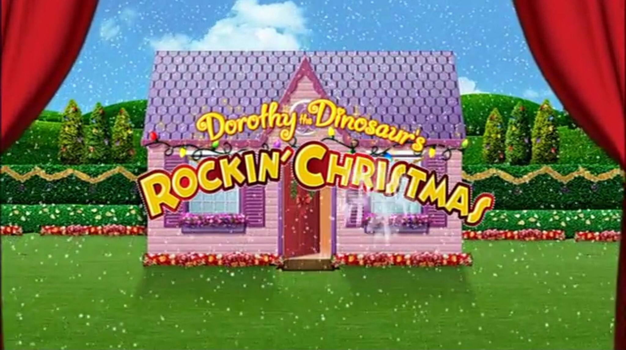 Dorothy the Dinosaur's Rockin' Christmas (video)/Gallery