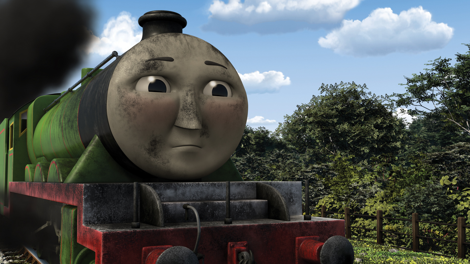 Henry's Happy Coal