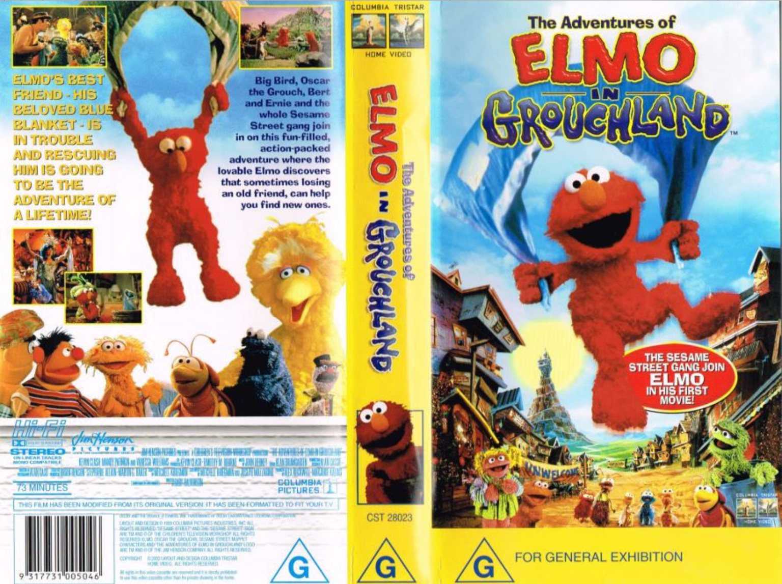 The Adventures of Elmo in Grouchland/Gallery