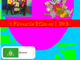 The Wiggles and Blinky Bill - Top of the Tots and Sing a Song With Blinky Bill (video)