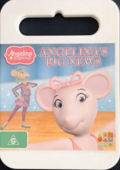 Angelina's Big News