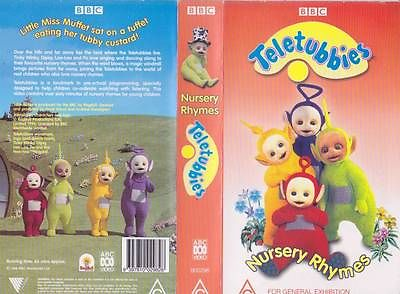 Nursery Rhymes (Teletubbies Video)/Gallery