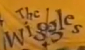 The Wiggles Logo Through the Years