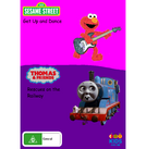Sesame Street and Thomas and Friends Get Up and Dance and Rescues on the Railway