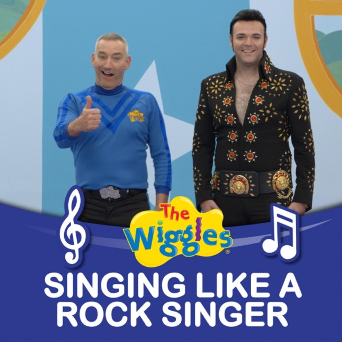 Singing Like A Rock Singer (single)