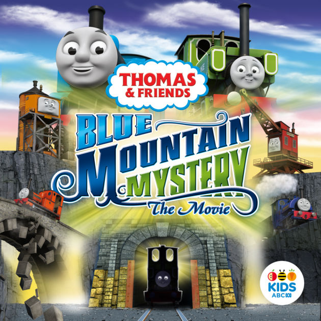 Blue Mountain Mystery