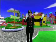 Officer Beaples
