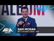 Sam Moran wins Best Children's Album - 2015 ARIA Awards