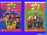 The Wiggles - Hoop-Dee-Doo It's a Wiggly Party + Yule Be Wiggling