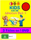 ABC For Kids Adventure Pack 3