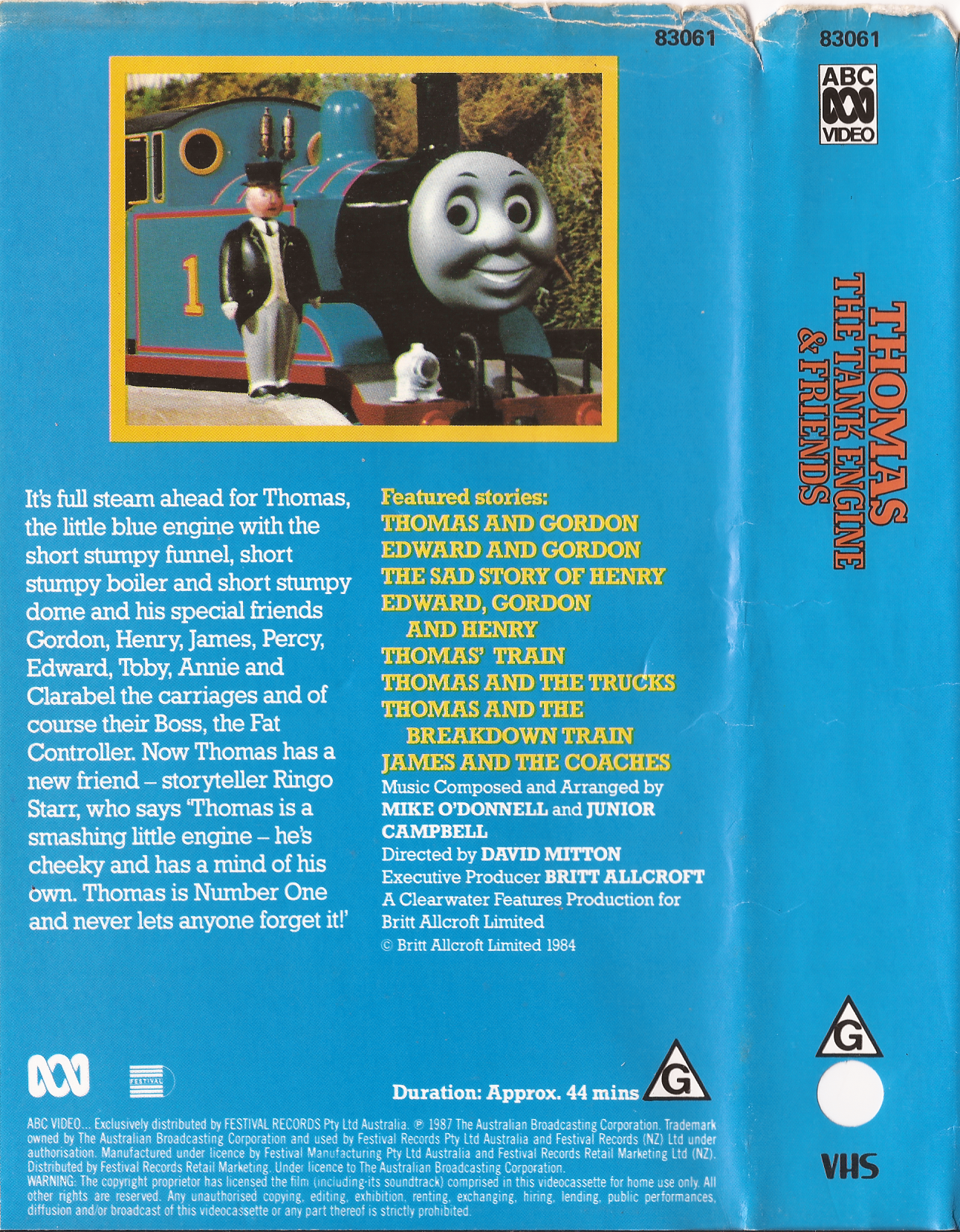 Thomas and Gordon (video)/Gallery