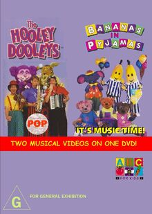 The Hooley Dooleys and Bananas in Pyjamas - Pop and It's Music Time DVD Cover - Copy.jpg