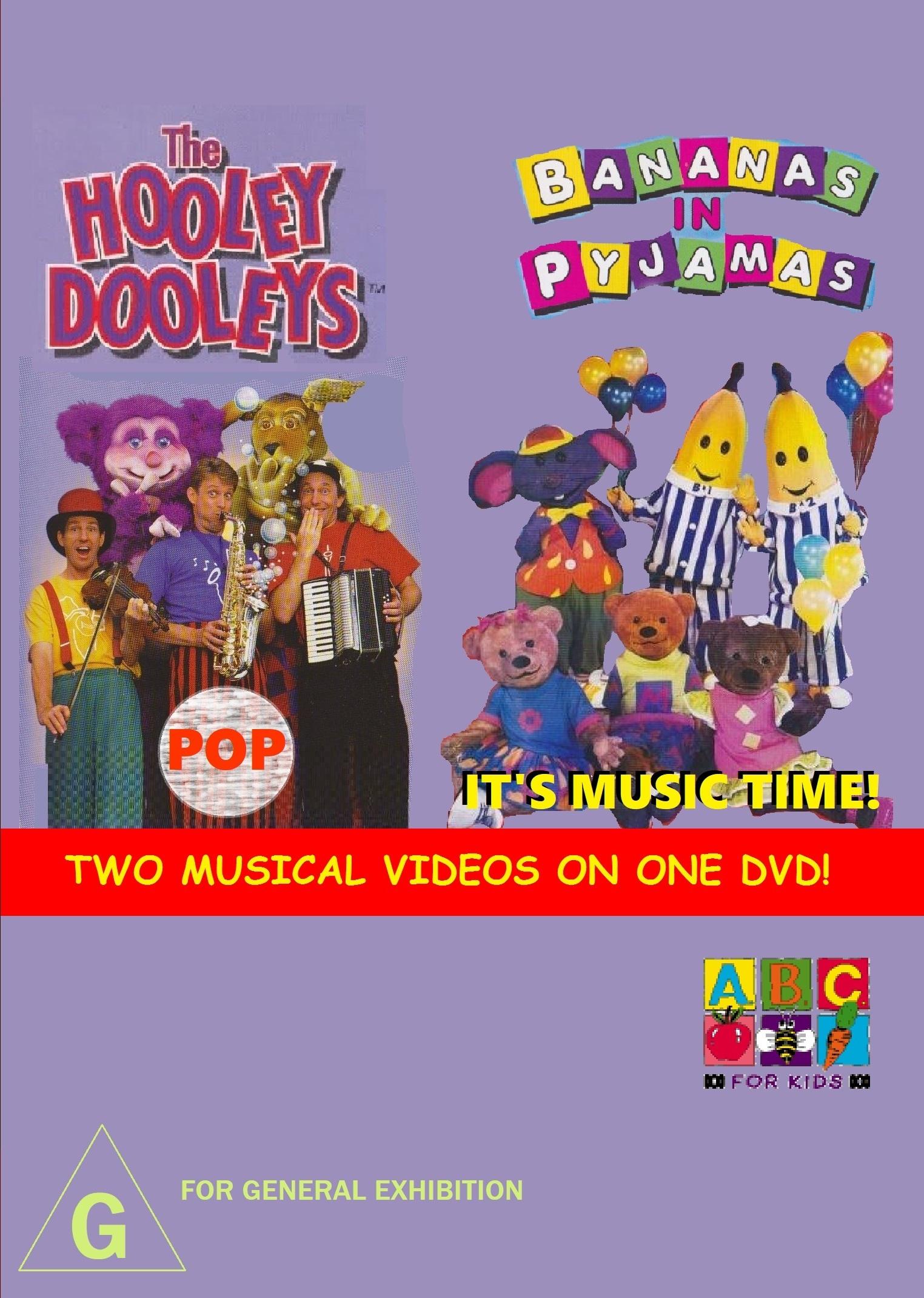 Pop! + It's Music Time