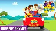 The Wiggles Nursery Rhymes - Toot Toot, Chugga Chugga, Big Red Car
