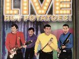 LIVE Hot Potatoes! (cassette)