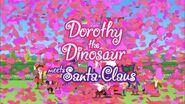 DorothytheDinosaurMeetsSantaClausTitleCard