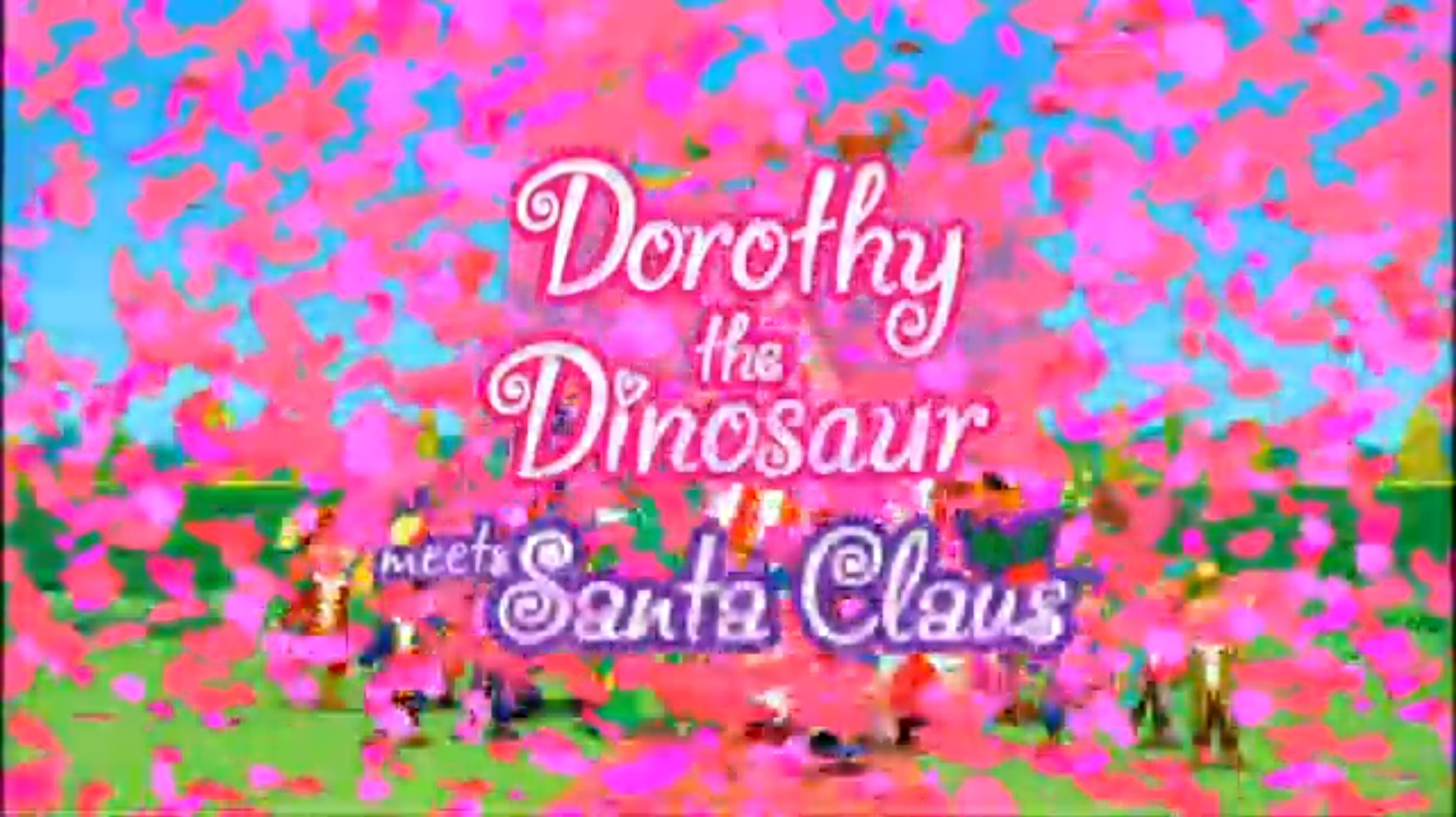 Dorothy the Dinosaur Meets Santa Claus (video)/Gallery