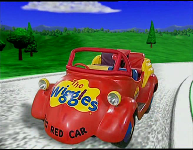 Big Red Car Through the Years