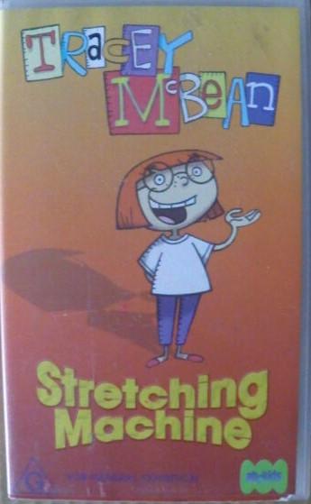 Tracy McBean - Stretching Machine