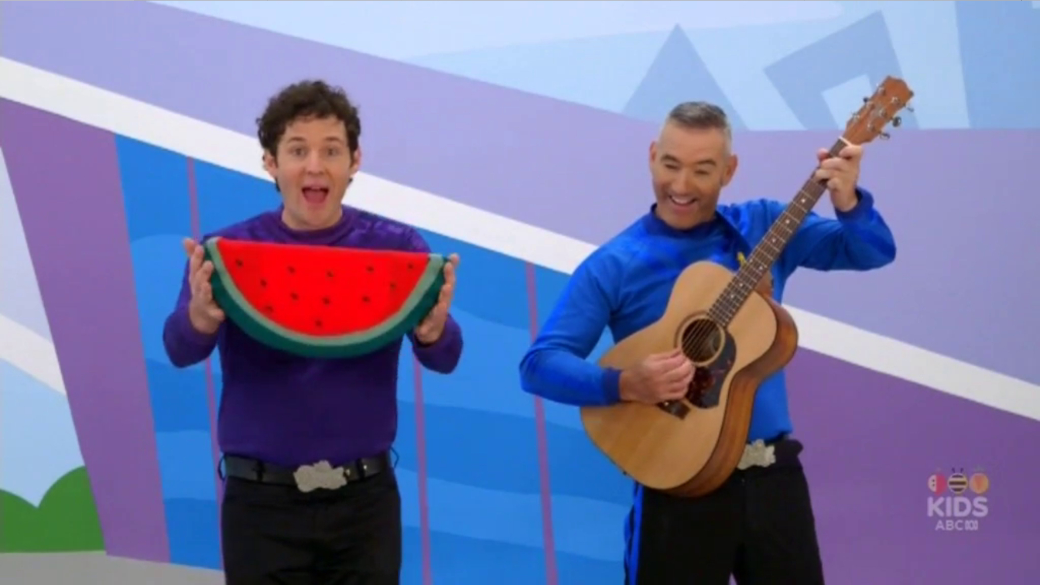 Fly Through the Sky (Wiggle Wiggle Wiggle! episode)/Gallery