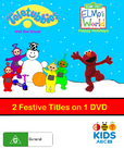 Teletubbies and Elmo's World Teletubbies and the Snow and Happy Holidays