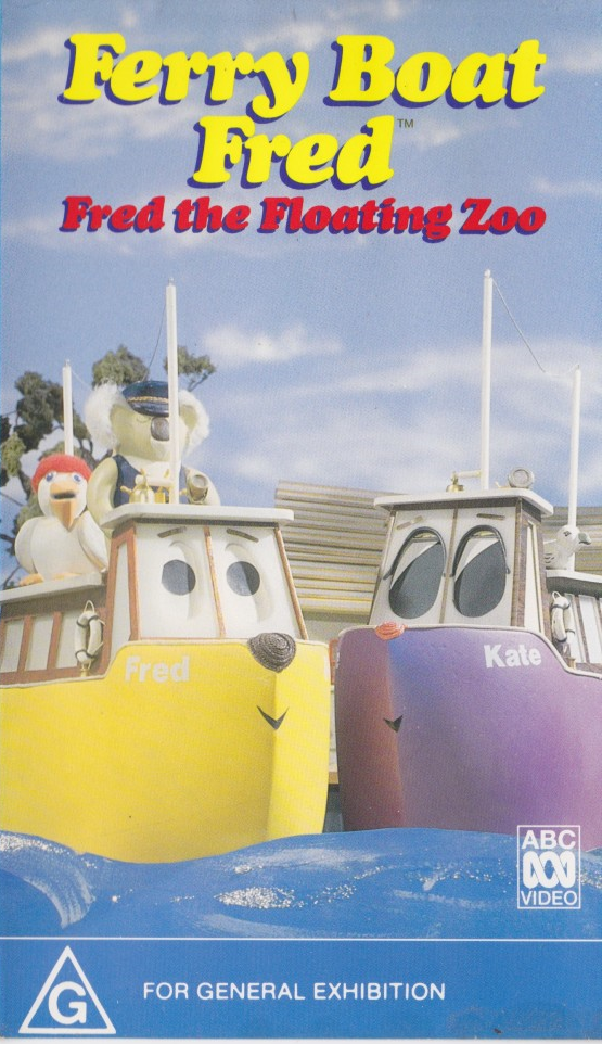 Fred the Floating Zoo (VHS)