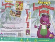 Barney'sImaginationIslandAustralianVHSCover