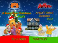 ABCForKidsChristmasPack-ABerryBearChristmas+Arthur'sPerfectChristmasMenu(re-release)