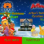 ABCForKidsChristmasPack-ABerryBearChristmas+Arthur'sPerfectChristmasMenu(re-release).jpg