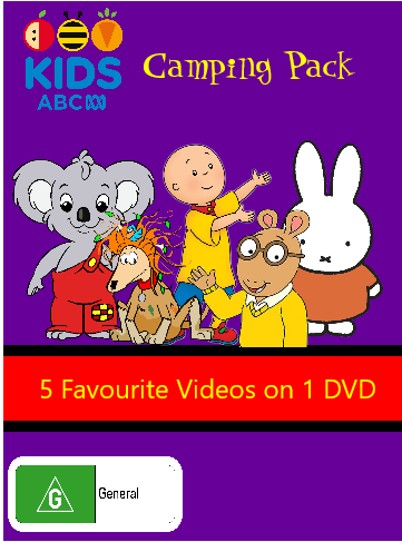 ABC for Kids Camping Pack (video)