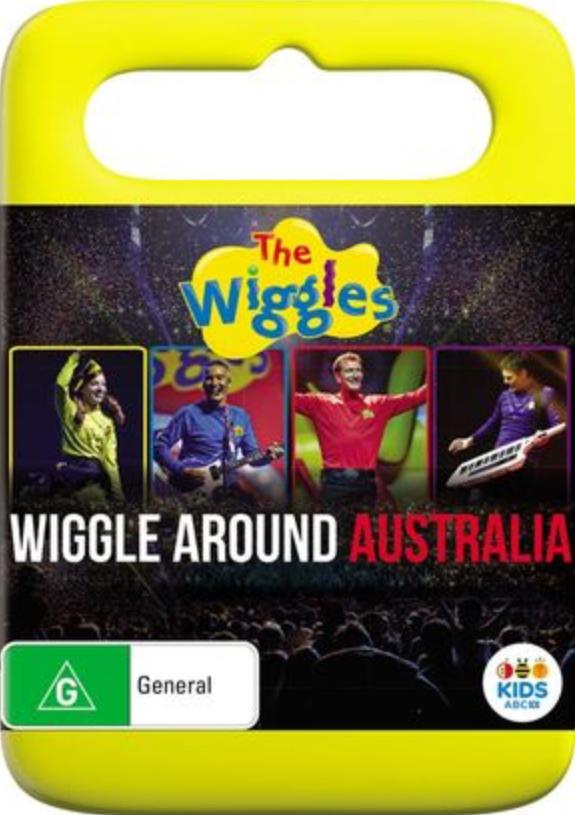 Wiggle Around Australia
