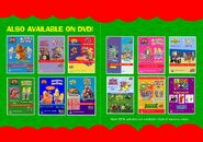 ABC for Kids Christmas Pack DVD Booklet - Also Available on DVD