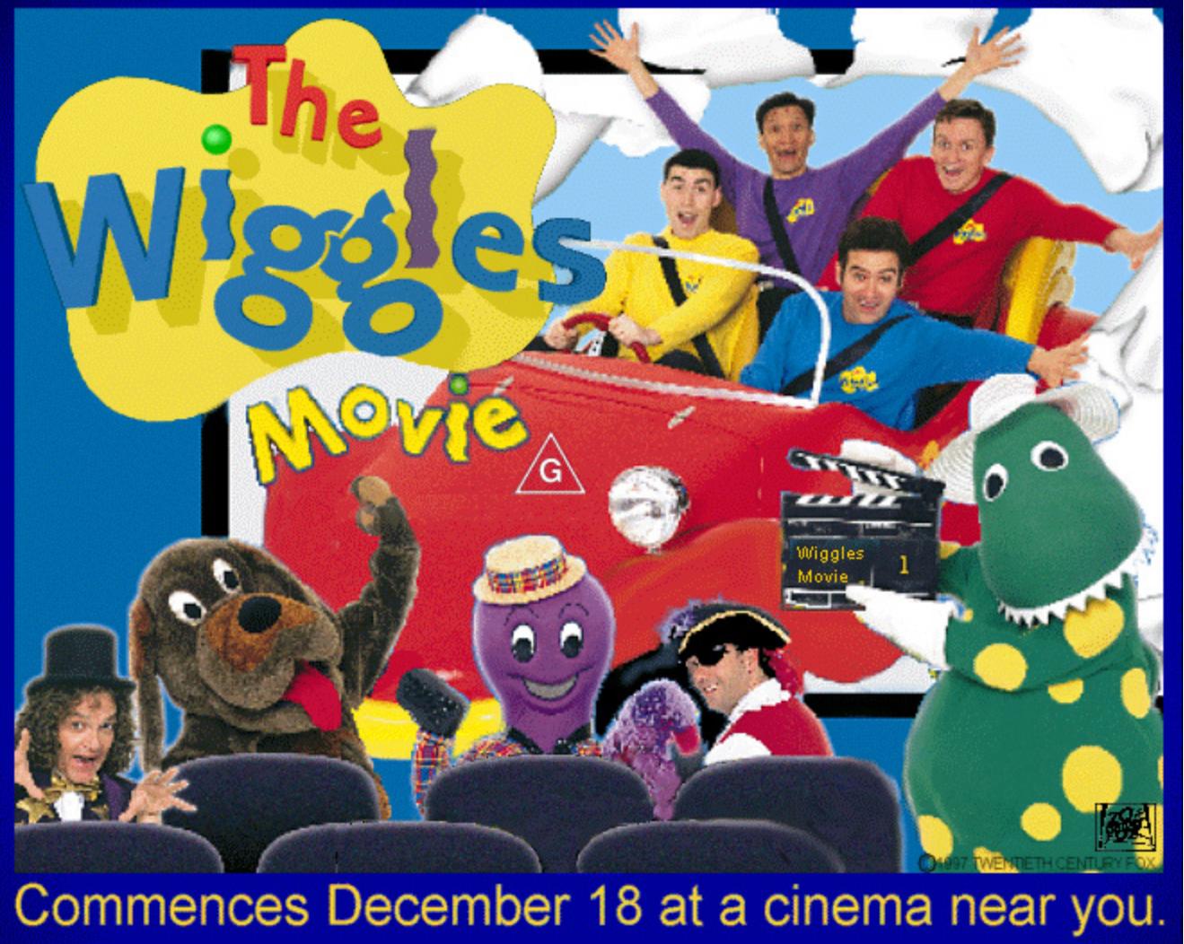 The Wiggles Movie/Marketing