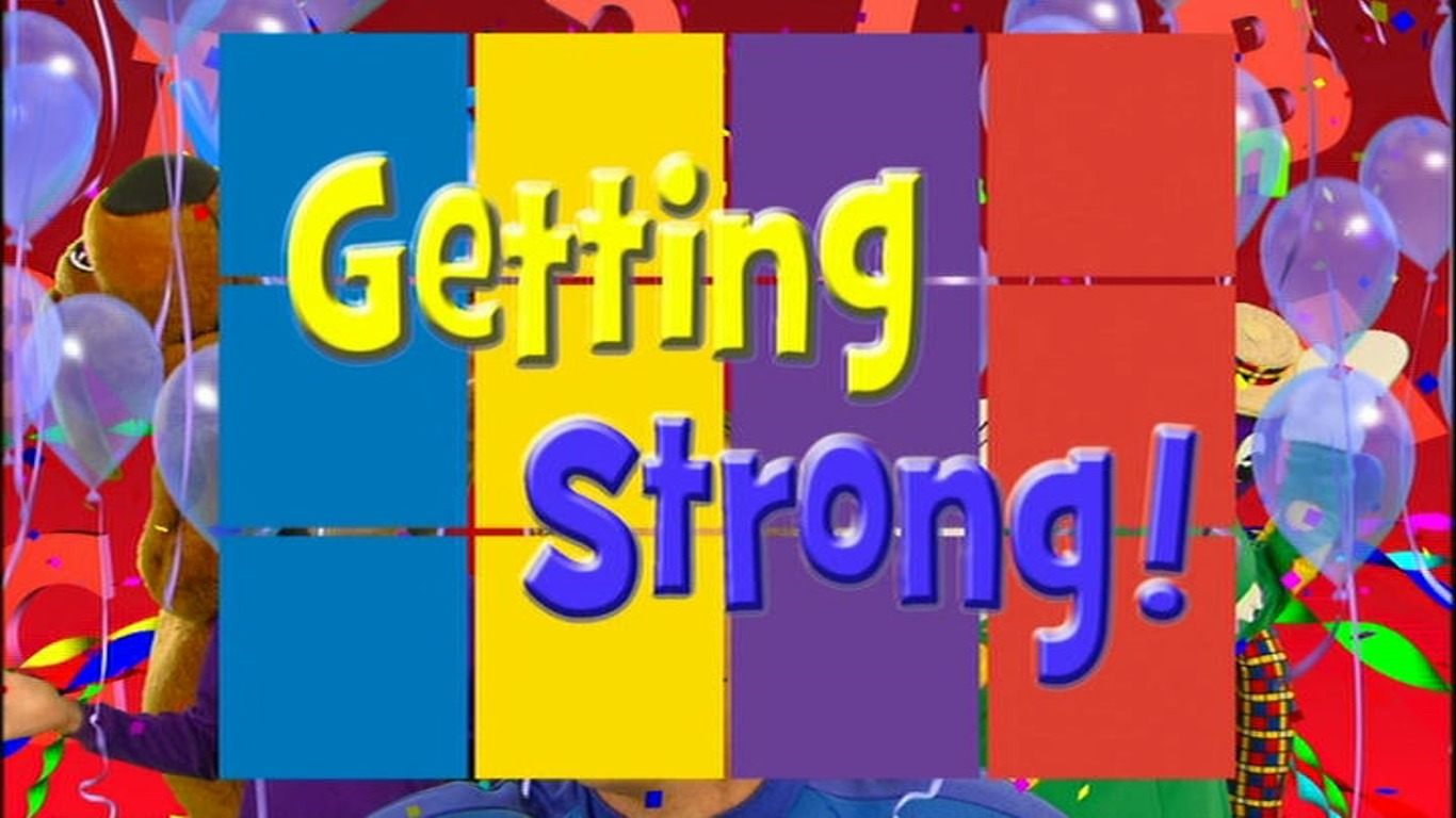 Getting Strong! (video)/Transcript