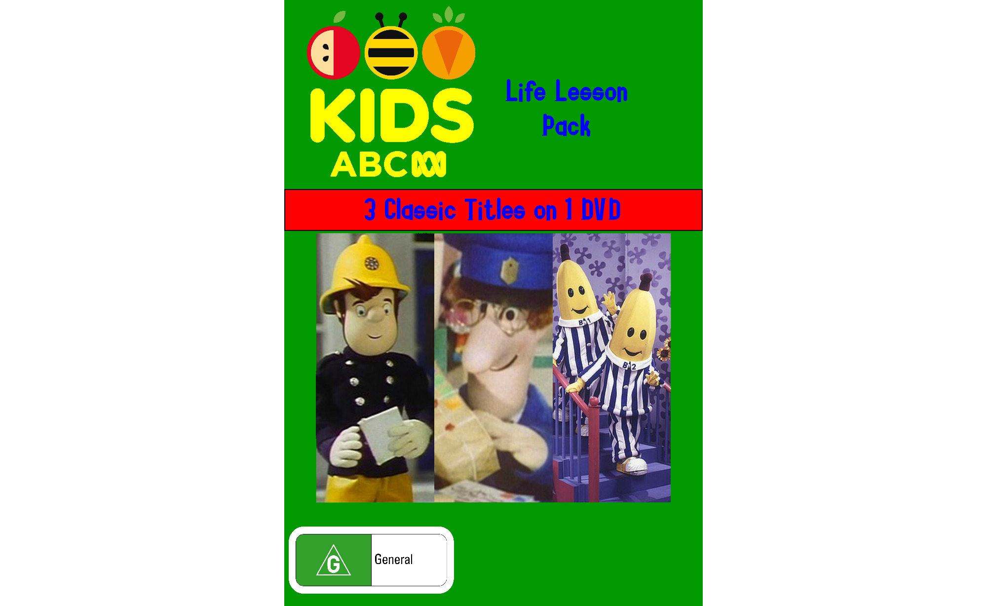 ABC For Kids Life Lesson Pack