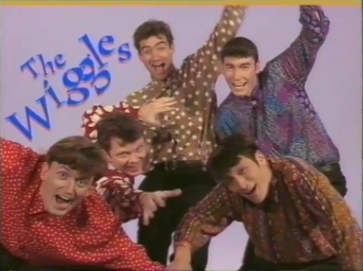 The Wiggles (band)/Gallery