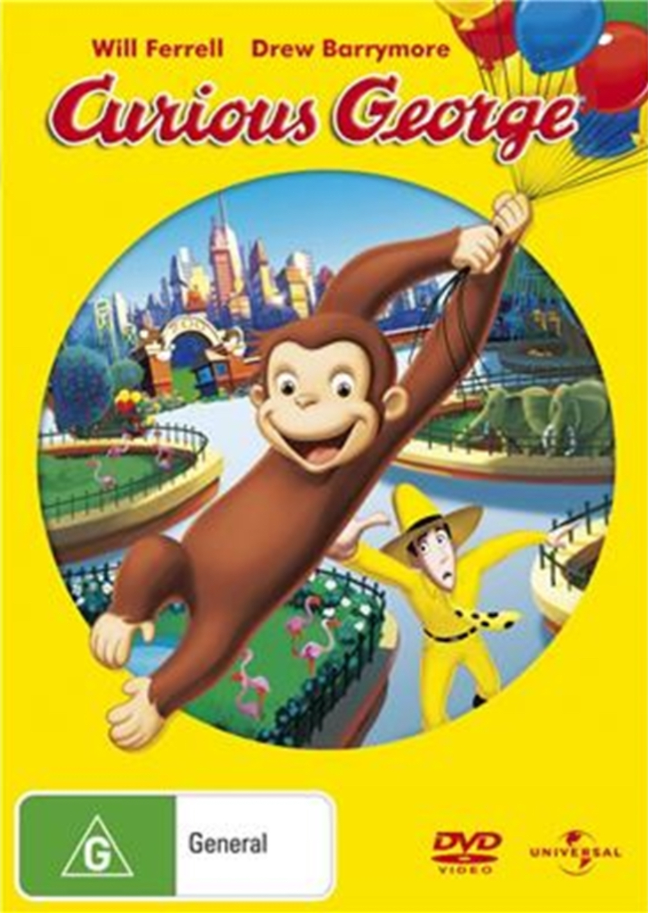 Curious George videography
