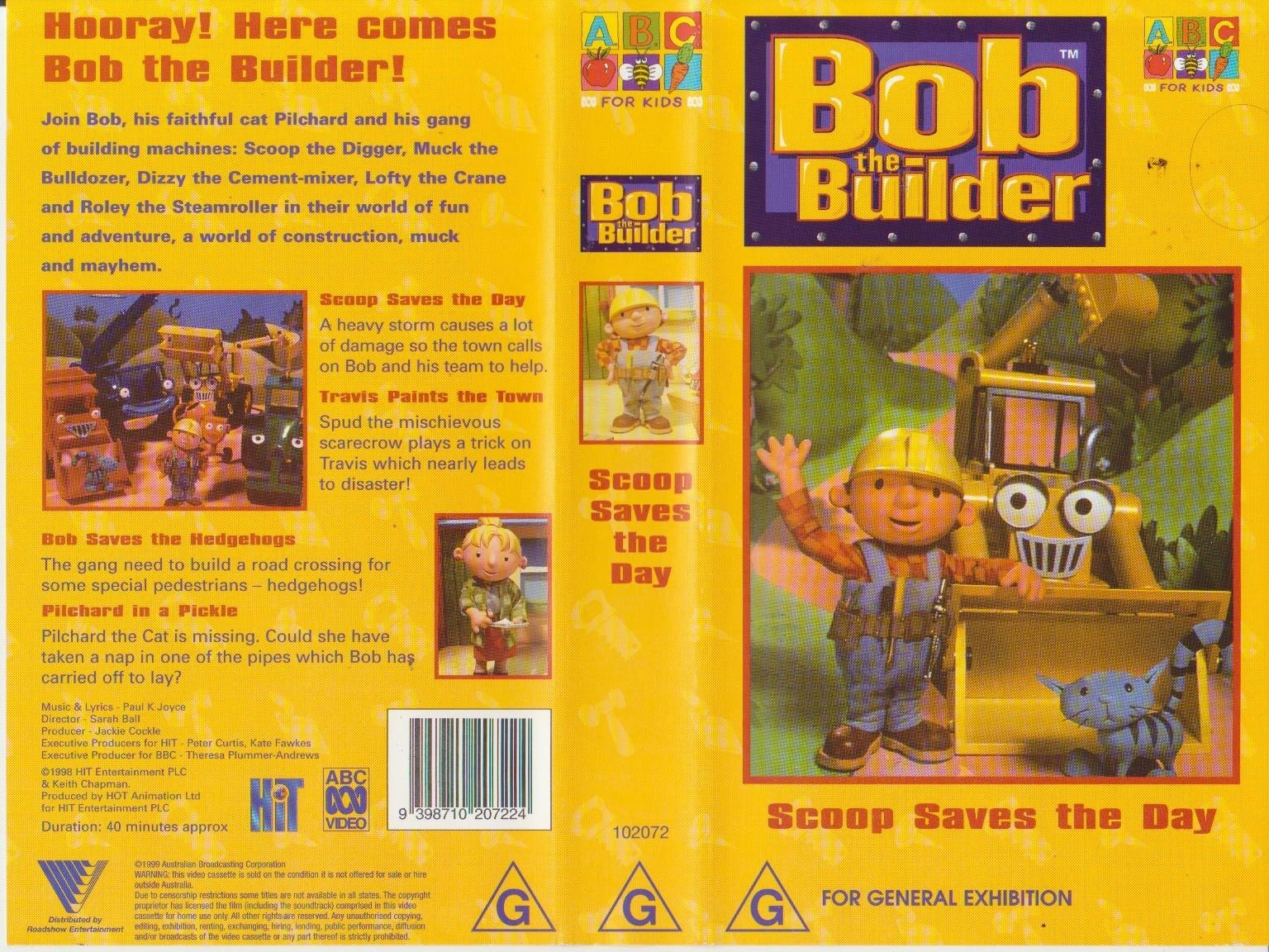 Bob the Builder Videography